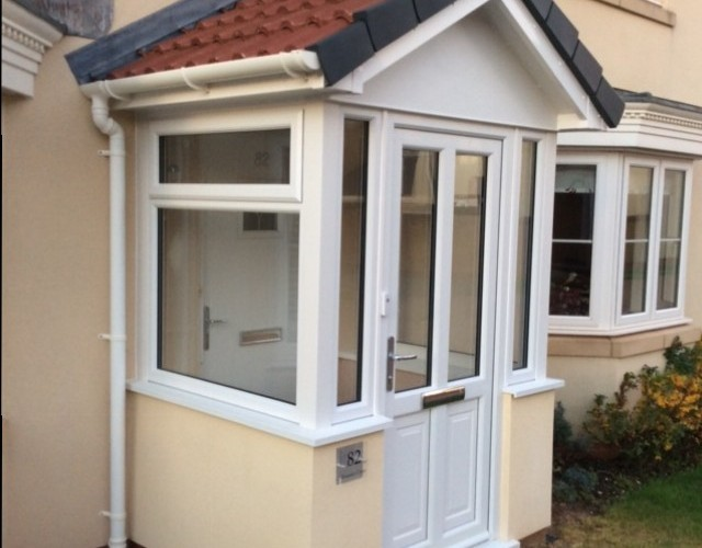 & Front uPVC Porches \u0026 Porch Doors in Somerset