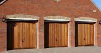 wood garage doors in somerset