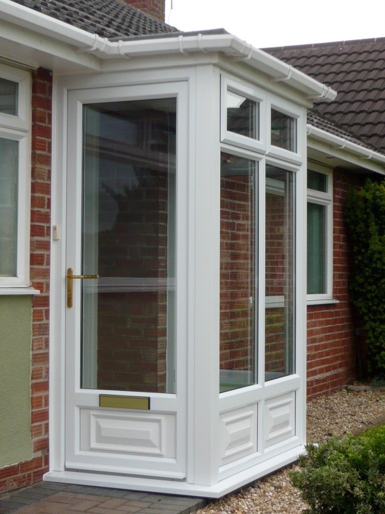 Front Upvc Porches Amp Porch Doors In Somerset