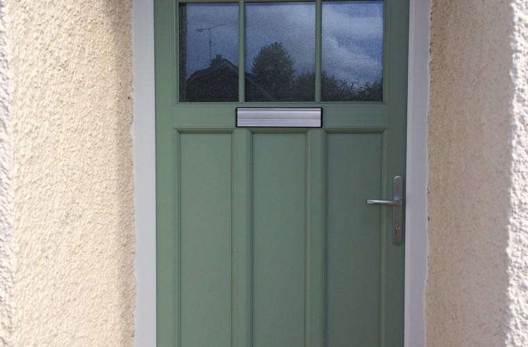 jade-green-arched-front-door-somerset
