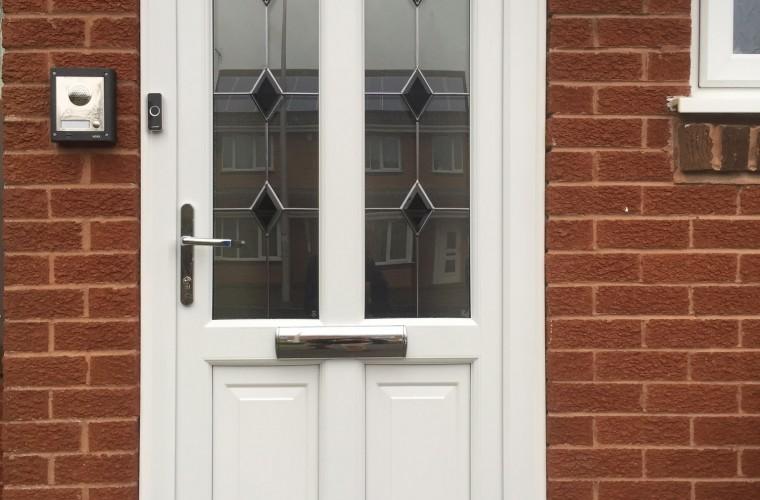 white front doors somerset