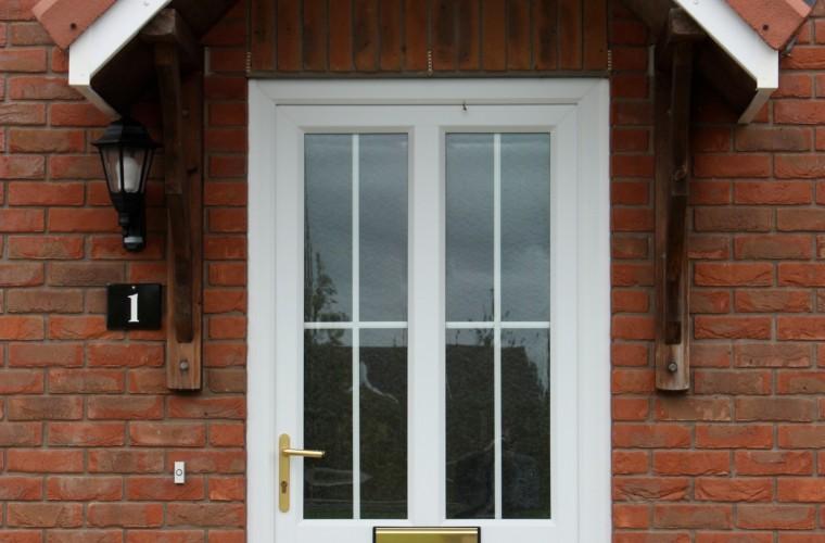 upvc front doors somerset