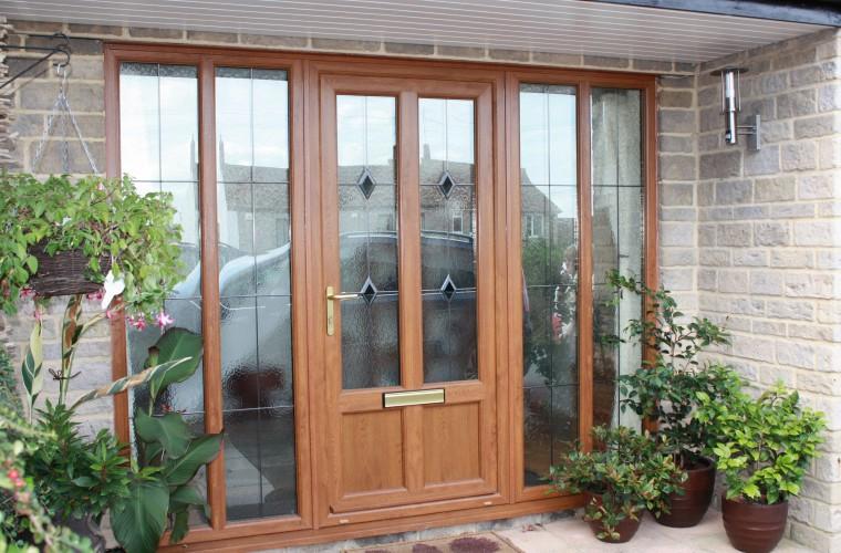 wood front doors in somerset 4