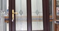 glass panel front doors somerset