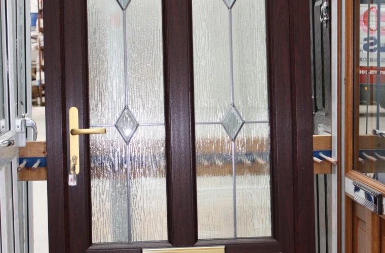 glass panel front doors somerset 2