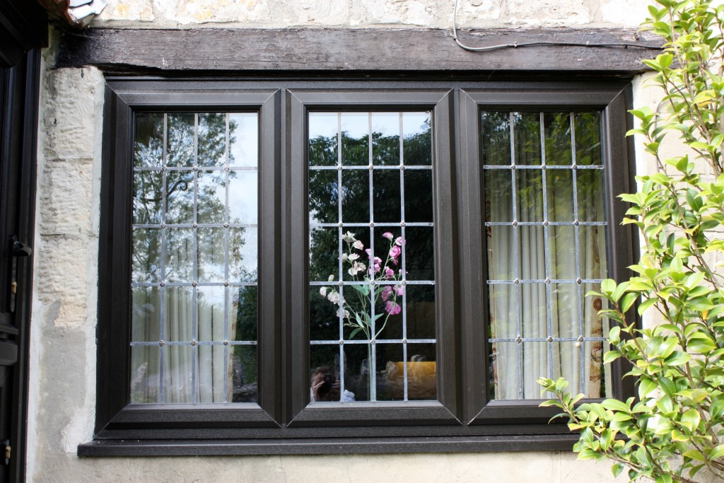 Wood Effect Upvc Windows In Somerset Notaro Windows