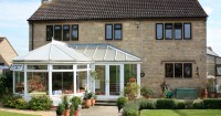 double glazed aluminium windows in somerset