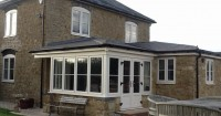 conservatory-with-wood-effect-upvc-windows-in-somerset-2