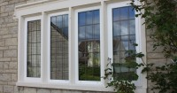 white aluminium windows somerset