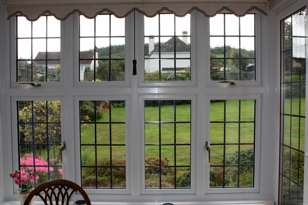 Tudor Leaded Glass Windows In Somerset Notaro Windows