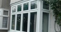 white leaded windows somerset
