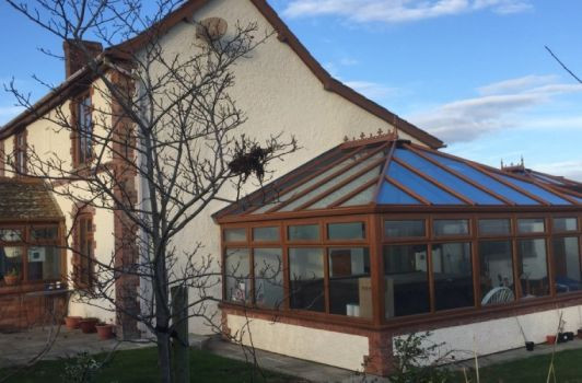 Conservatories Somerset – Notaro Windows 2