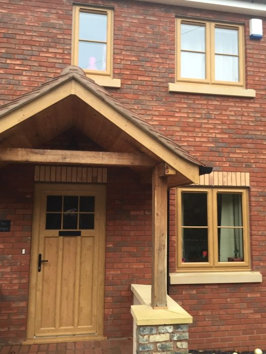 Composite Amp Upvc Front Doors Notaro Windows Somerset