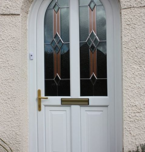 white glass front doors somerset 5