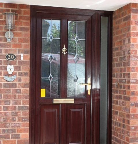 Composite Amp Upvc Front Doors Notaro Windows Somerset