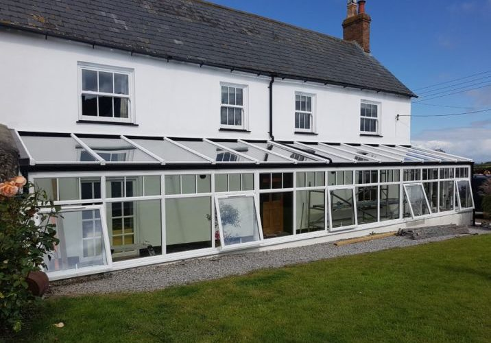 Conservatories Company Somerset – Notaro Windows
